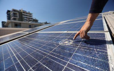 Solar Panels and Storm Damage